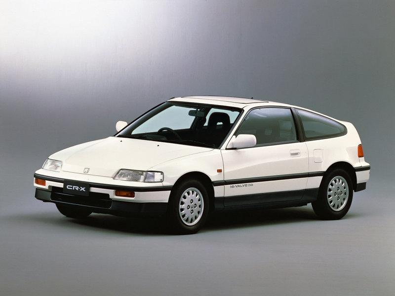 Фотографии автомобилей Honda CRX / Хонда CRX (1987 - 1991) Хэтчбек (3 дв.) / Фото, заставки и обои для рабочего стола c автомобилями Honda CRX / Хонда CRX (1987 - 1991)