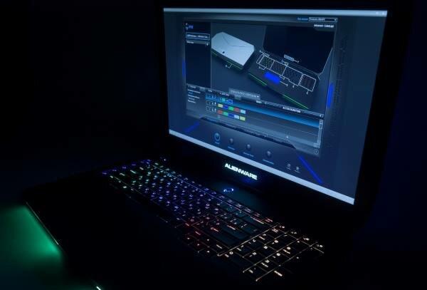 фотография Dell Alienware 17 R2