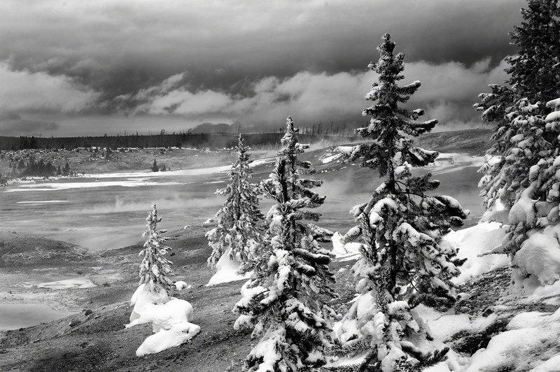 Фотосъемка зимой. Основные советы
