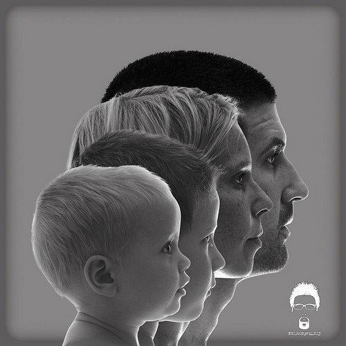 Фотосессия в подарок. Идеи для семейных и детских фотографий.