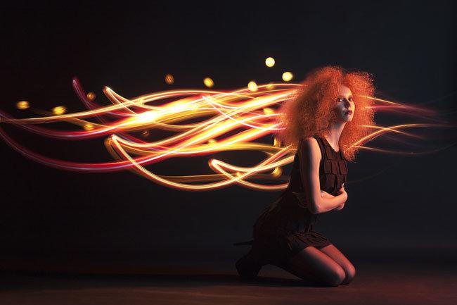 Фризлайт - застывший свет
