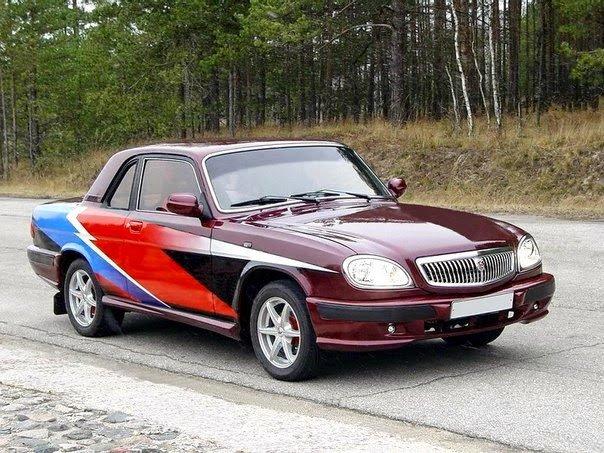 """ГАЗ 31105 """"Волга"""" Купе '2005 г."""