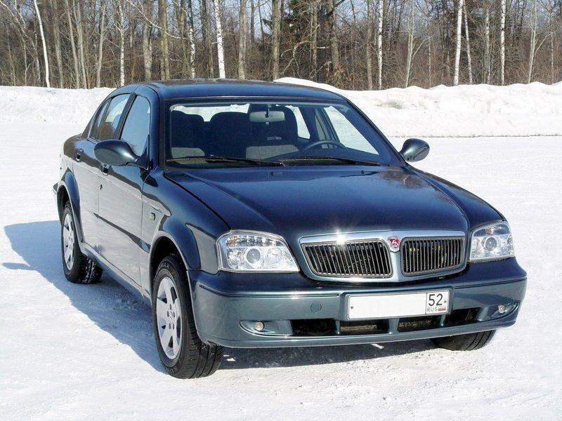 ГАЗ-3115 «Волга»