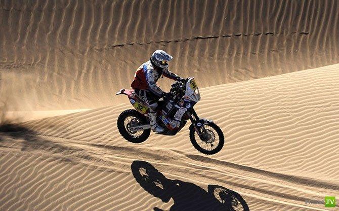 Гонки в пустыне – ралли Дакар 2012 (35 фото)