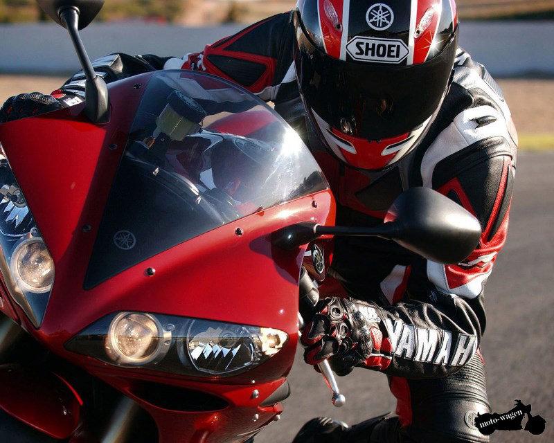 Мотоциклист в картинках, открытки днем