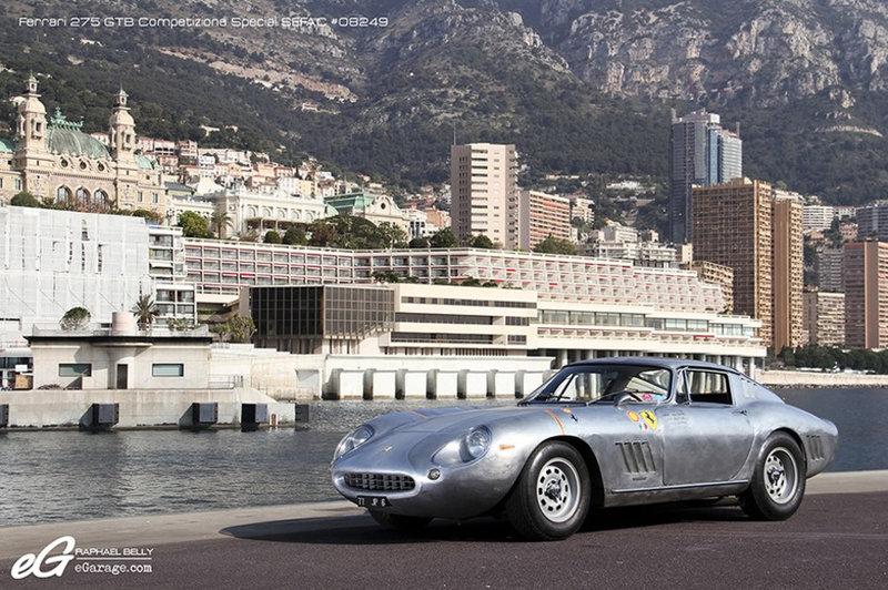 Гоночный раритет . Ferrari 275 GTB Competizione Speciale S.E.F.A.C. Часть 3 | Портал автолюбителей Carakoom Ltd