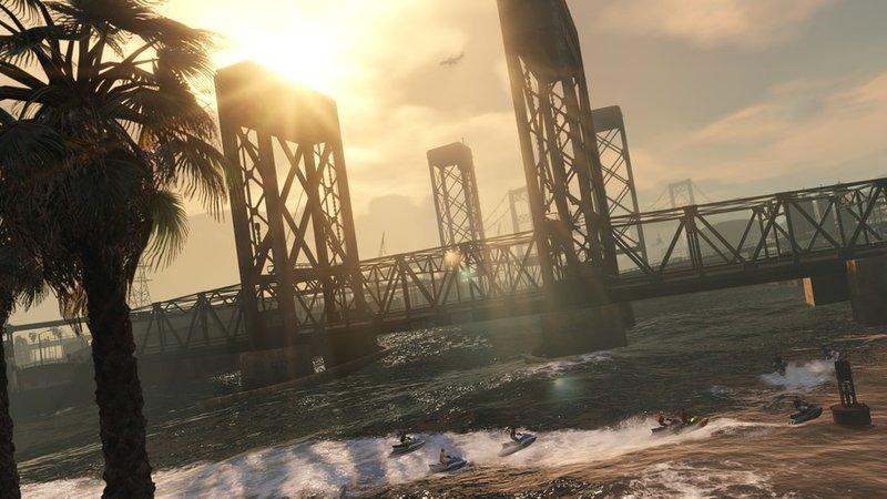 Города в GTA 5