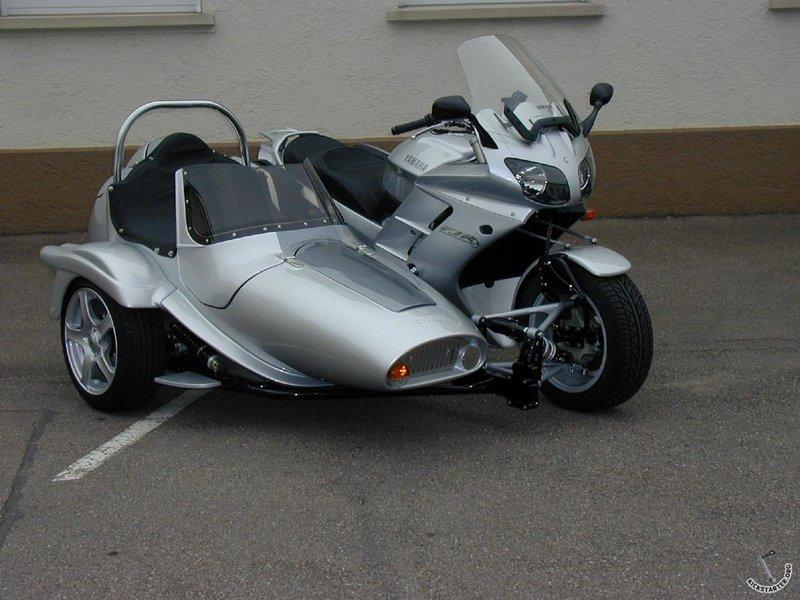 Японские мотоциклы с коляской - Мотофорум