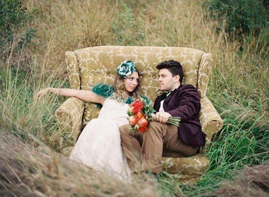 Идеи фотосессии глубокой осенью | Фотостудия на Войковской
