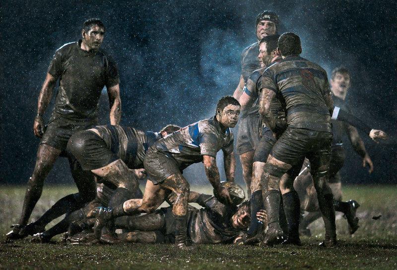 Играндия, регби | Лучшие фото 2012 года | Вокруг Света
