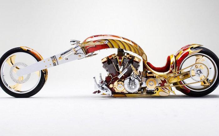 Мотоцикл Yamaha BMS – 3 миллиона долларов