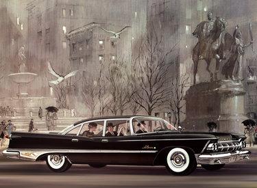 chrysler new yorker 1959