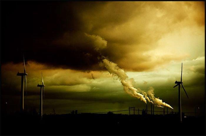 Индустриальные фотографии (40 фото) » Триникси