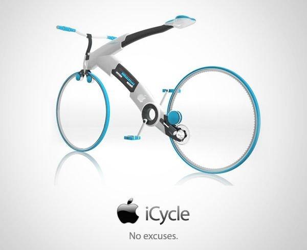 iSecrets | Если бы Apple делали велосипеды… - iSecrets