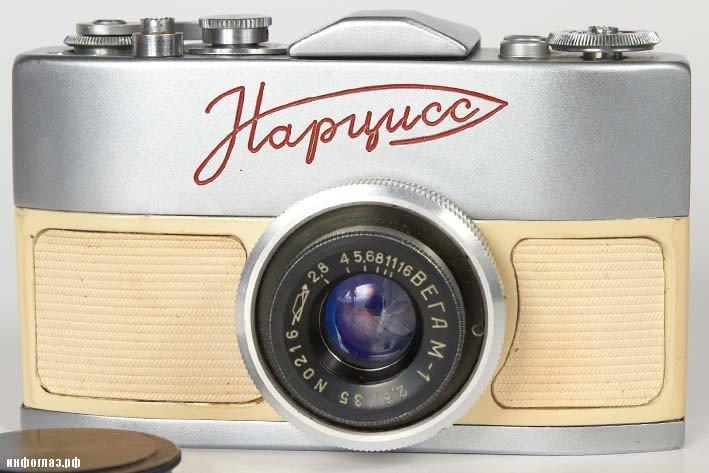 История советского фотоаппарата | ИнфоГлаз