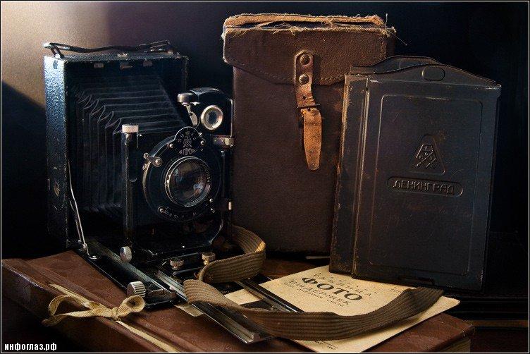 История советского фотоаппарата | STENA.ee