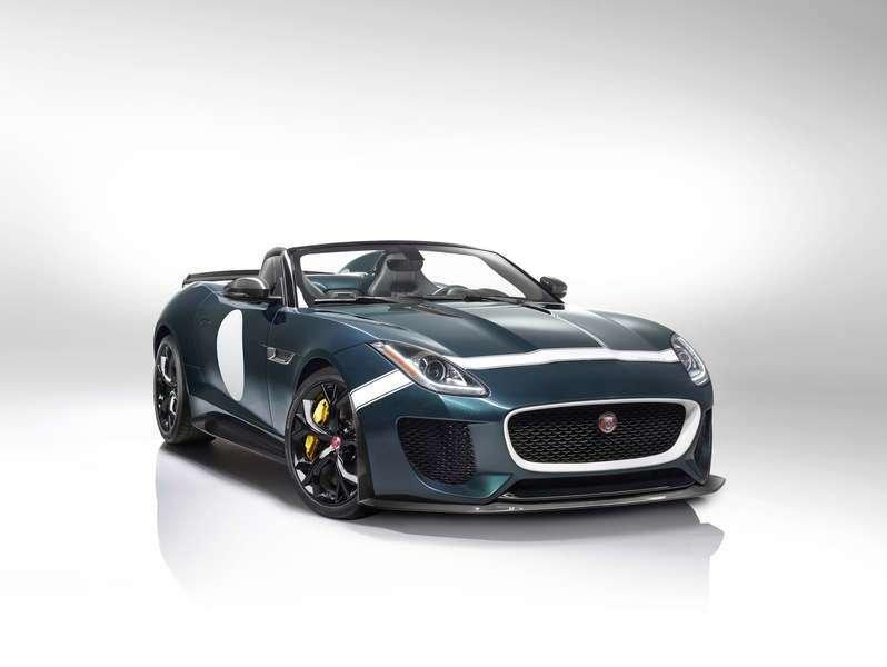 Jaguar F-Type Project 7 - Блог Авто любителей, фото, цены, характеристики, технические данные, обзоры и авто новости.