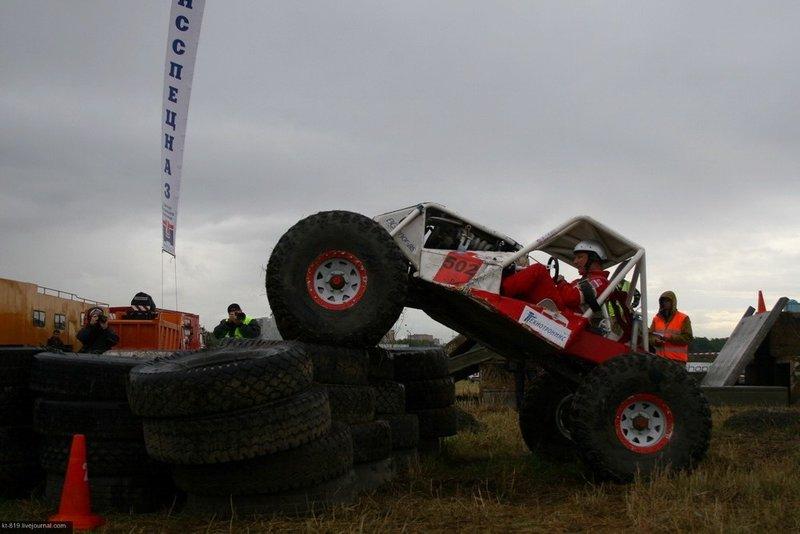 Jeep Trial :: Финал кубка России по джип-триалу - фото