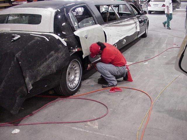 Как делают лимузины  (31 фото) | Webpark.ru