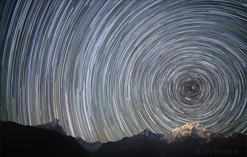 как правильно сфотографировать звездное небо