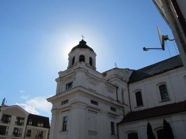 могилев беларусь костел святого станислава