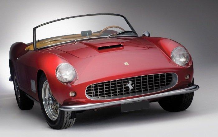 Коллекционные модели автомобилей: миллионы за транспорт