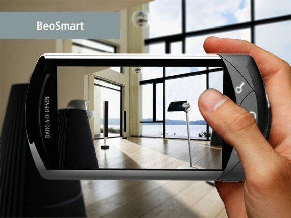 Концепт телефона beosmart