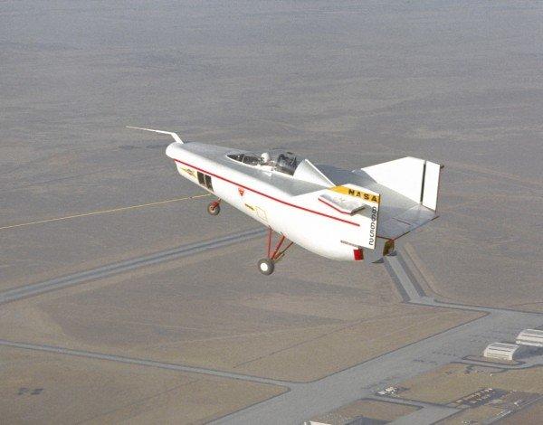 Концепции бескрылых летательных аппаратов НАСА «М2-F1»