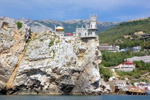 Крымские пейзажи: чудеса природы и древние руины
