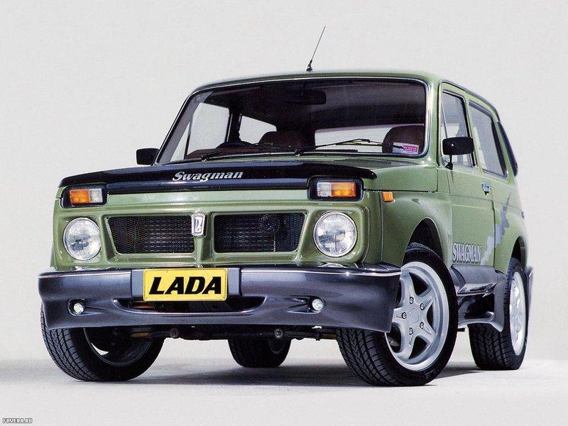 Lada/VAZSwagman 4x4 Prototype