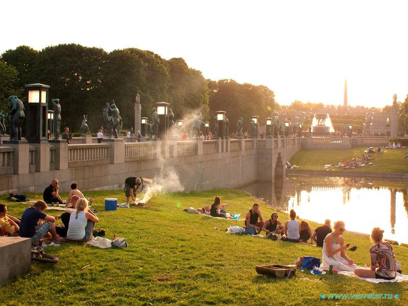 лето в городе фото | Photo-Bonus.ru