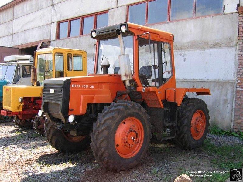 ЛТЗ-155