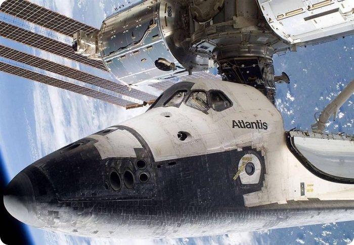 Лучшие космические фото 2010 года (32 фото + текст)