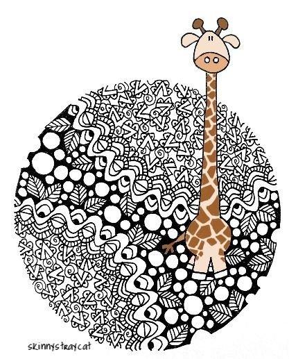 Мама для мам: Дудлинг и зентангл: рисование для детей и взрослых