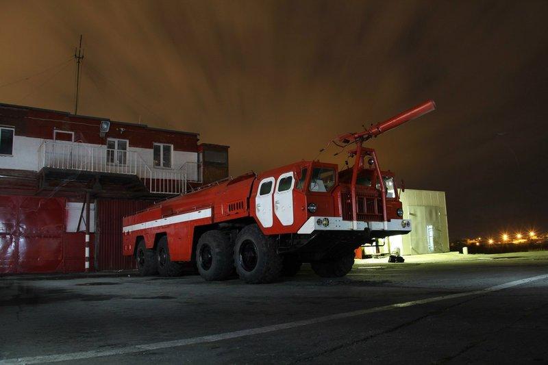 МАЗ-7310 (АА-60) «Ураган» на боевом посту. | Авто Sweet
