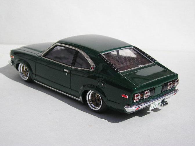 Mazda RX2 ФОТО #5