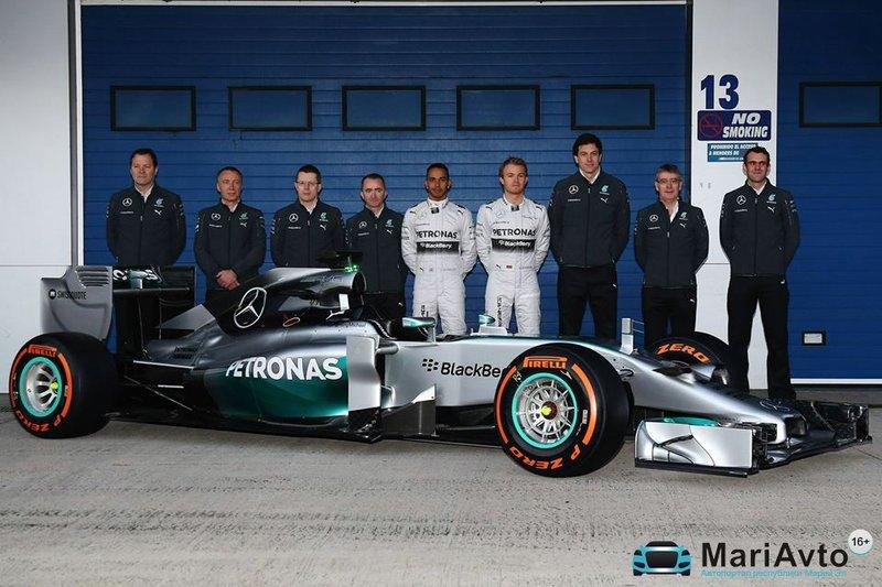 Mercedes AMG F1 W05 – Новая попытка оказаться на вершине