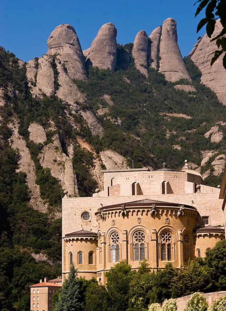Монастырь Монтсеррат, Барселона. Билеты, отели рядом, фото, видео, как добраться