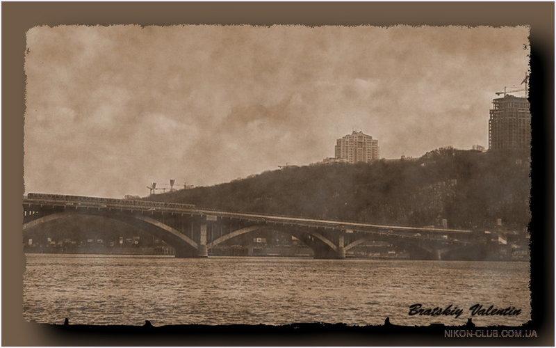 Мост метро, Киев - Фото клуб любителей NIKON
