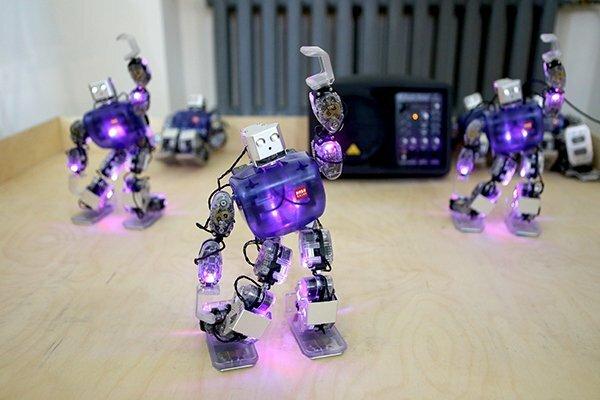 На ВДНХ открылась выставка роботов - Фотогалерея Российской газеты