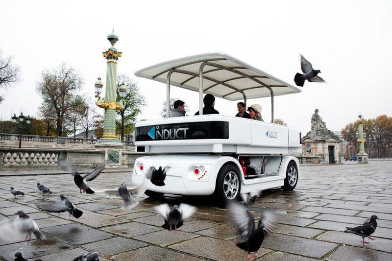 NAVIA — Беспилотный электромобиль / Блог компании Telebreeze Corporation / Хабрахабр