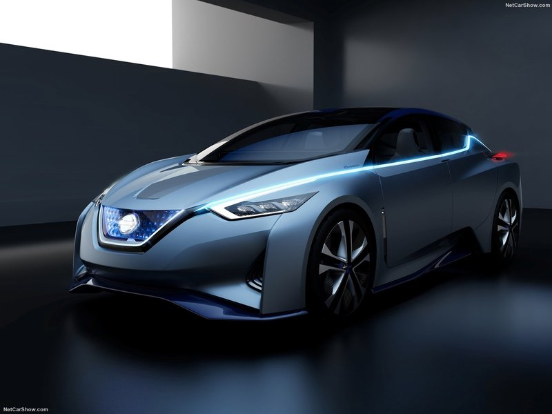 Nissan IDS Concept фото