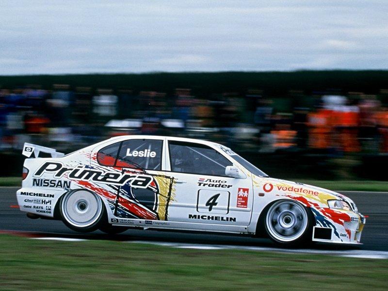 Nissan Primera P11 GT BTCC