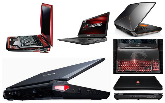 ноутбук 2015 года, самый мощный ноутбук, самый крутой ноут