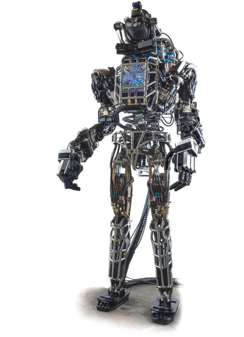 Новая армия роботов от Google / Google, DARPA, Boston Dynamics, роботы