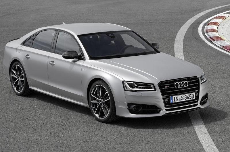 Новый Ауди С8 Плюс 2016-2017 цена фото видео, характеристики Audi S8 plus отзывы