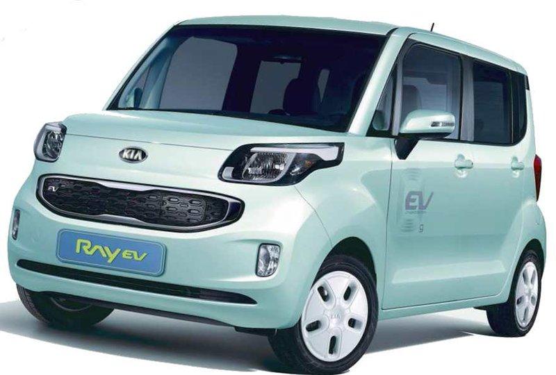 Новый электромобиль Kia Ray EV: характеристики, фото, видео - Автомобильный журнал AutoMPV.Ru