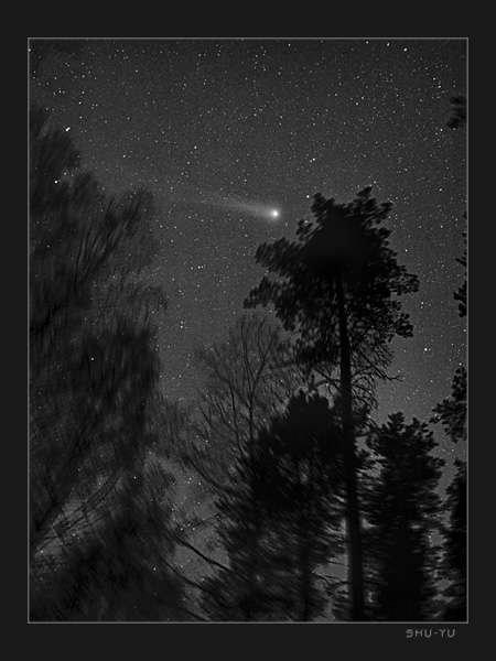 О кометах и их фото на пленку -> Записки зануды
