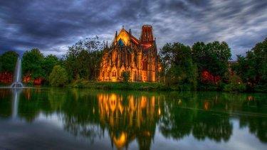 церковь святого иоанна штутгарт