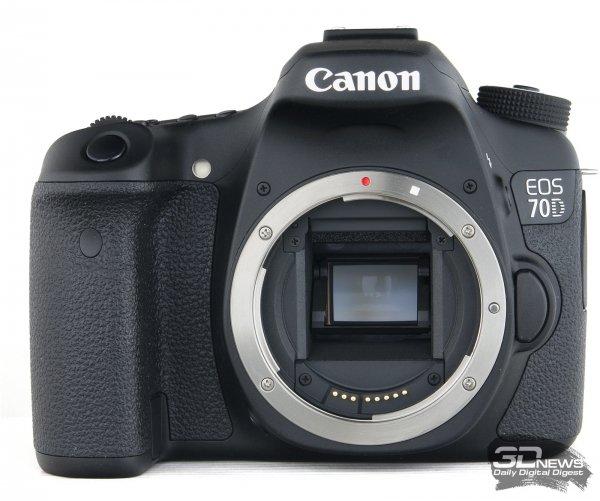 Обзор Canon EOS 70D: топовая зеркалка для фотолюбителей / Цифровое фото и видео